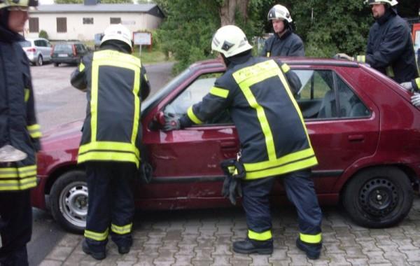Übungsabend: FwDV3 – technische Hilfeleistung