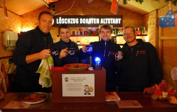 Ankündigung Glühweinhütte 2017