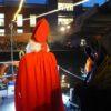 Der Nikolaus kommt mit der Feuerwehr